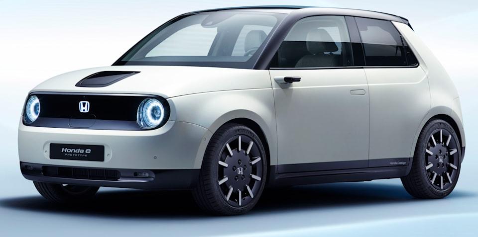 Honda's new electric-car push and return to hybrid tech