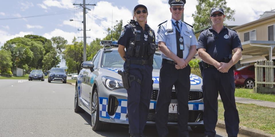 Why Queensland Police chose the Kia Stinger