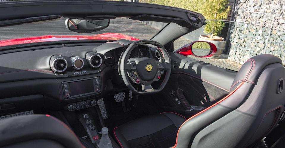 2016 Ferrari California T Handling Speciale:: Bondi to Bowral road trip