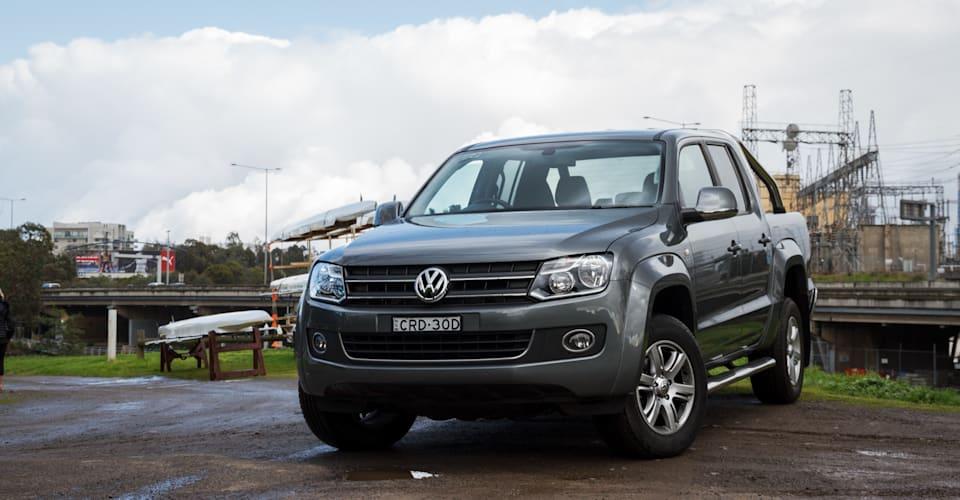 2014 Volkswagen Amarok TDI420 Highline :: week with Review