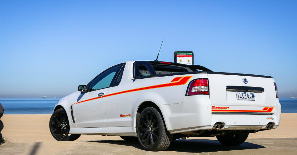 2015 Holden Ute SS V Sandman:: Week with Review