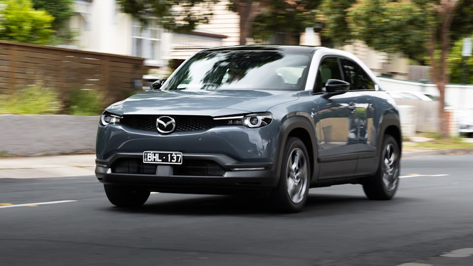 Video: 2021 Mazda MX-30 Electric first drive review