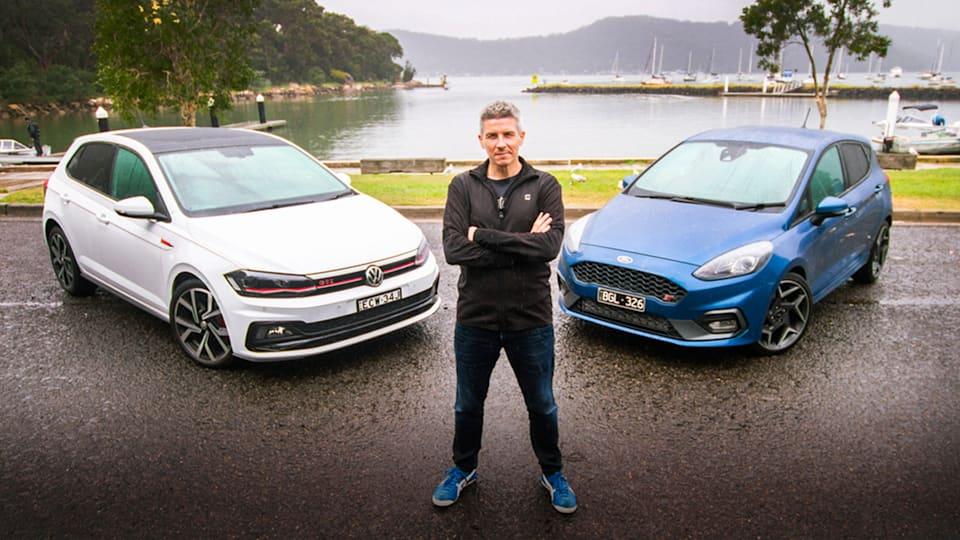 2020 Ford Fiesta ST v Volkswagen Polo GTI comparison