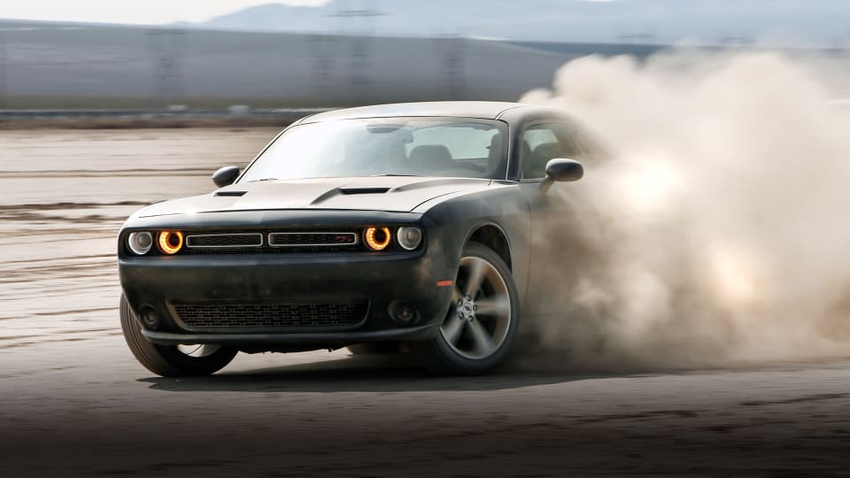 Video: Road-testing the Turo car-hire app, and a Dodge Challenger!