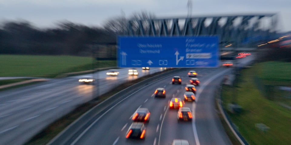 Germany to begin charging foreigners for Autobahn use