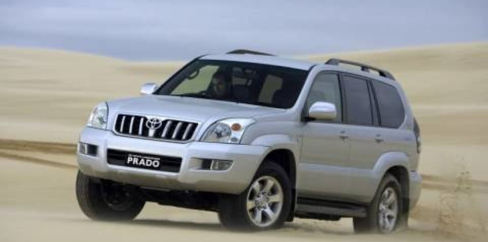 Toyota Prado 2008 For Sale In Abu Dhabi - GX - White - In Great ...