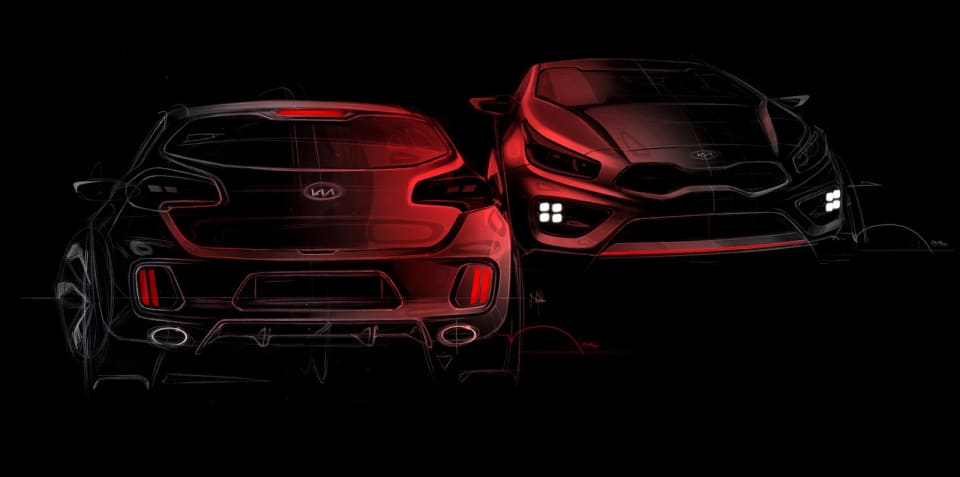 Kia cee'd GT to join Kia pro_cee'd GT hot-hatch in 2013