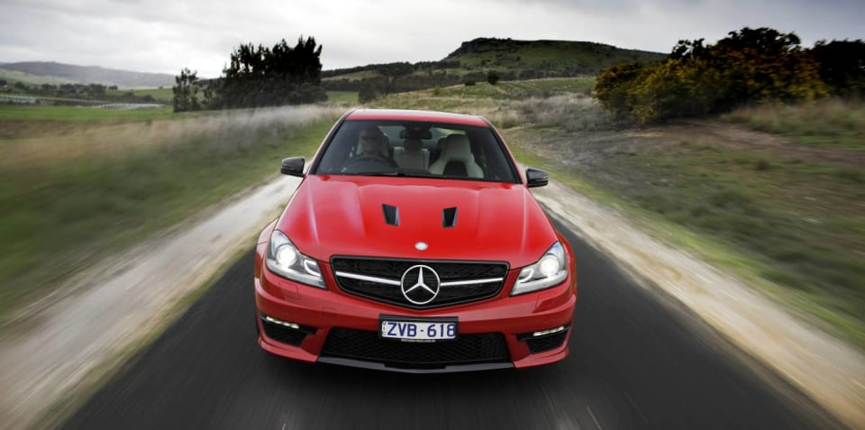 Mercedes-Benz C63 AMG Edition 507 Review
