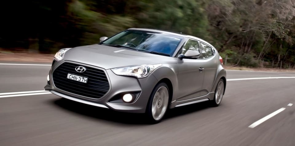 """Hyundai Veloster SR Turbo offers special paint with """"hand-wash only"""" warning"""