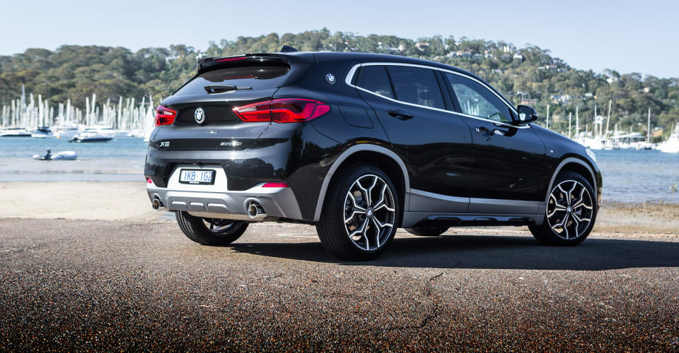 2018 Bmw X2 Sdrive20i Review Caradvice