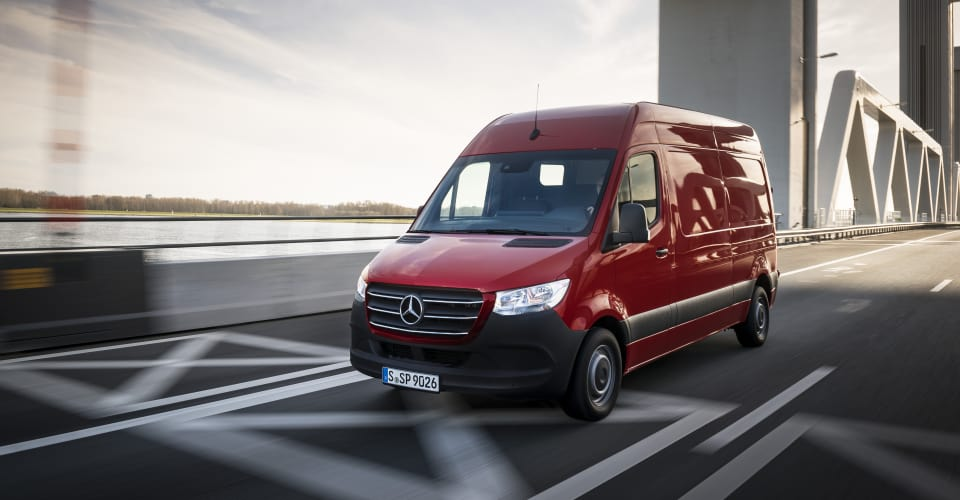ea7f94696c Mercedes-Benz Vans wins back Australia Post contract