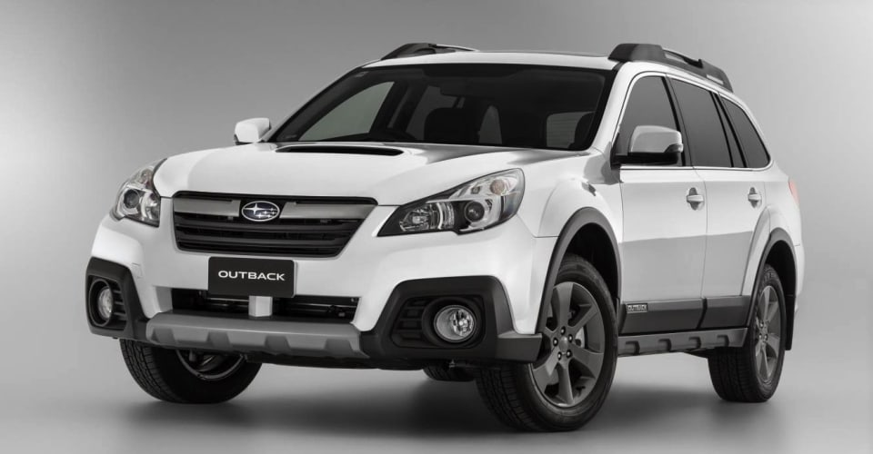 Subaru Outback Tougher Look Price Rise For 2014 Caradvice