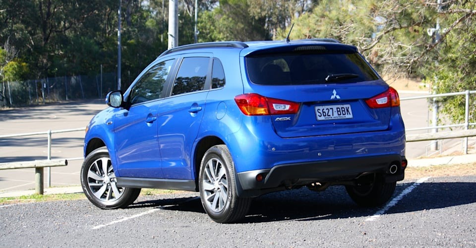 2015 model mitsubishi asx - YouTube