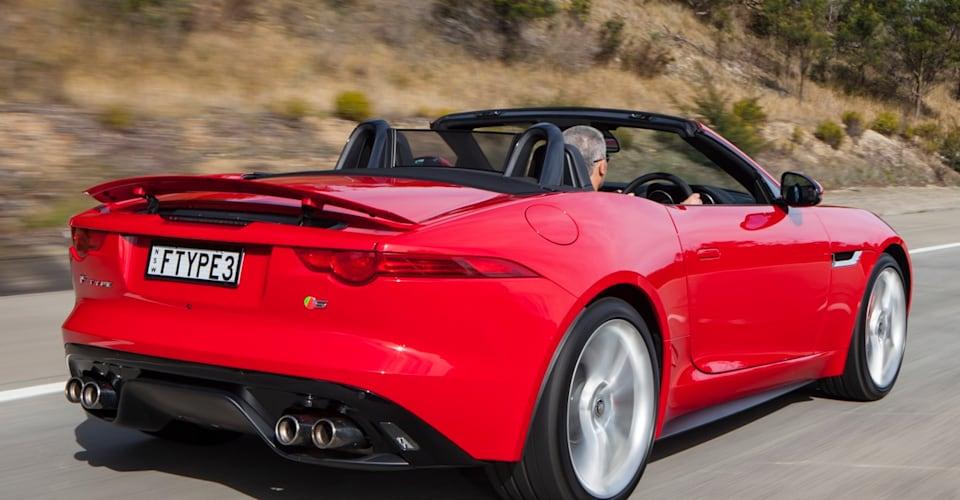 Campbell Auto Sales >> 2015 Jaguar F-Type recall: Pop-up rear spoiler may fail | CarAdvice
