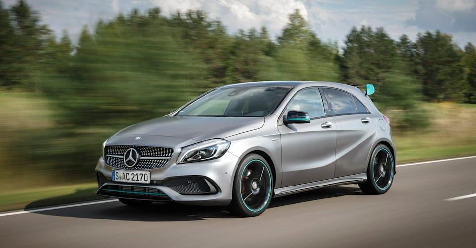 Mercedes a250 sport 2016