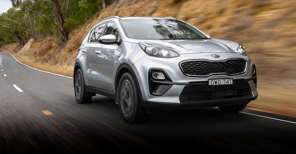 2019 Kia Sportage review | CarAdvice
