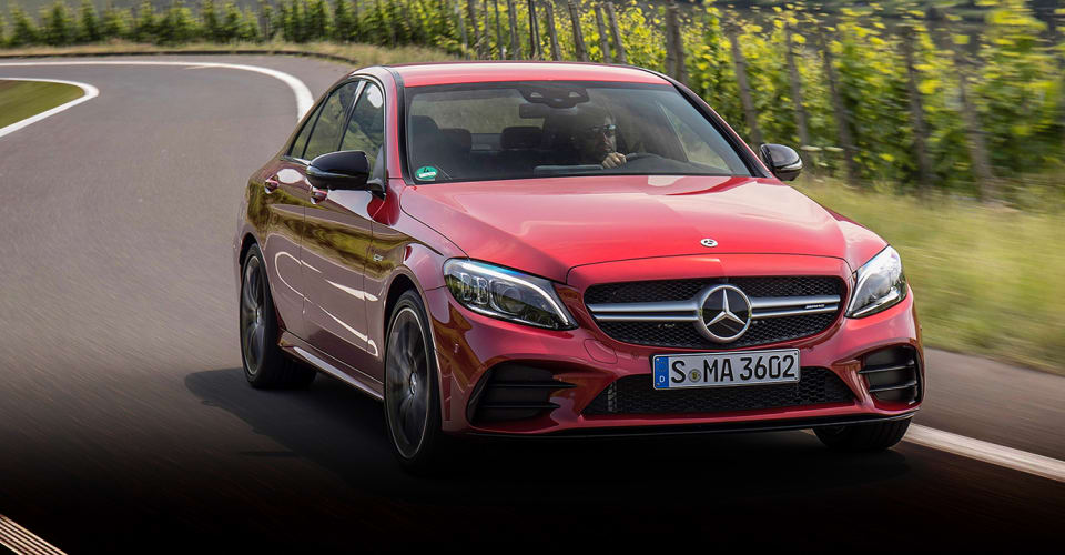 2018 Mercedes-AMG C43 review | CarAdvice