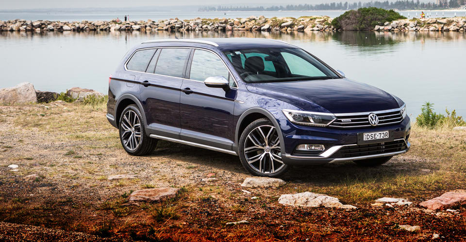 2018 volkswagen passat alltrack wolfsburg review caradvice. Black Bedroom Furniture Sets. Home Design Ideas