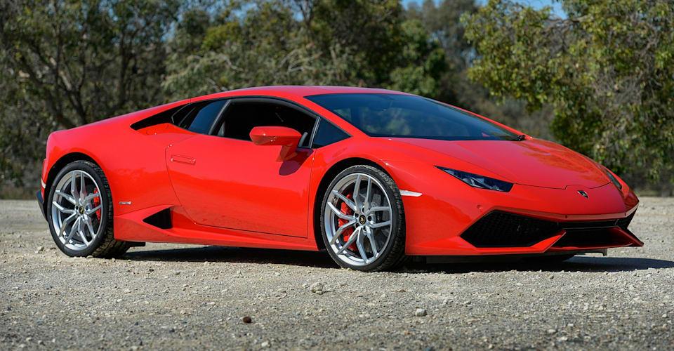 Lamborghini Huracan Lp610 4 Australian Review Caradvice