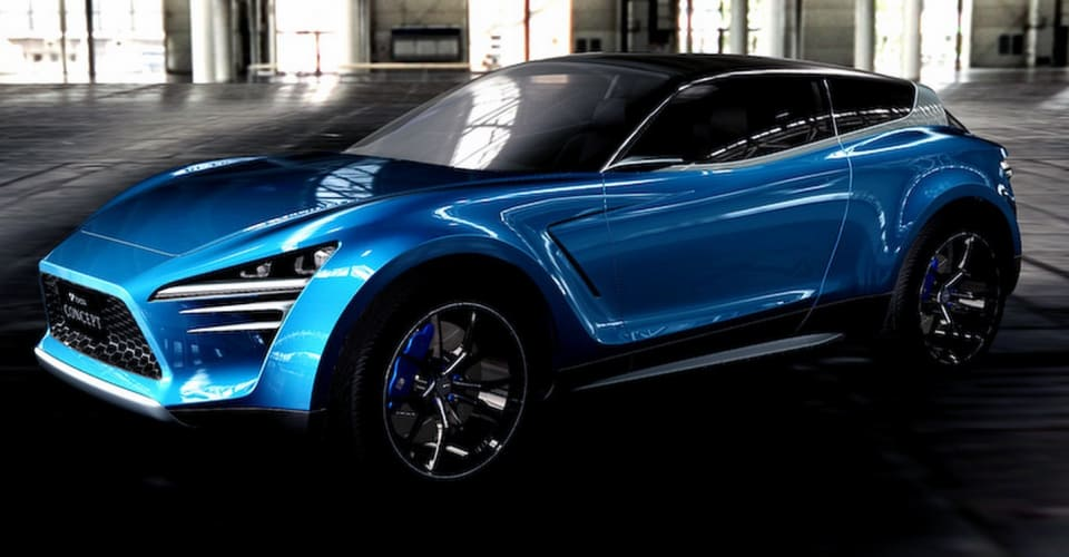 Toyota Vira Suv Concept Revealed Caradvice