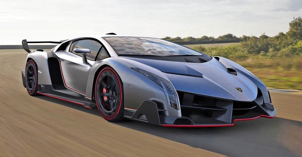 Lamborghini Veneno Italy S Fastest Bull Leaked Caradvice