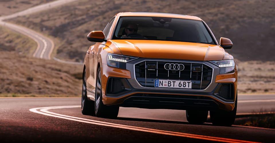 2019 Audi Q8 Review 55 Tfsi Petrol Caradvice