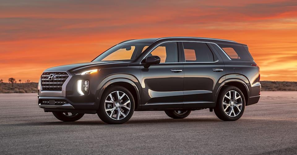 2021 Hyundai Palisade SUV confirmed for Australia | CarAdvice