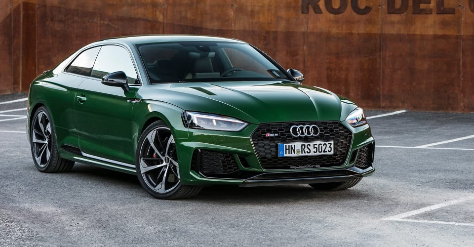 2018 Audi Rs5 Pricing And Specs Big Turbo Coupe Here In December