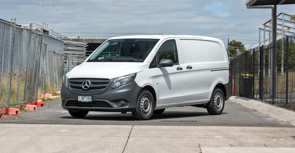 72e9caeb75 2018 Mercedes-Benz Vito 111 CDI review