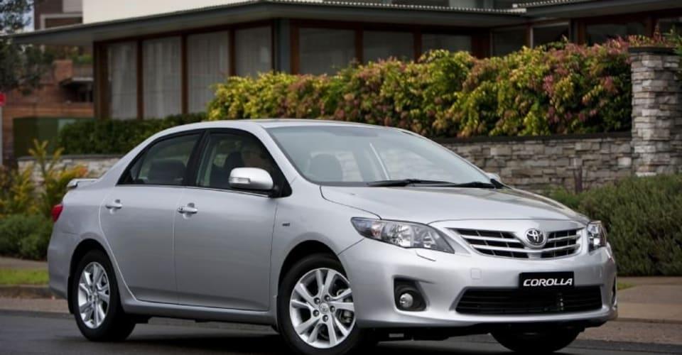 2010 Toyota Corolla Sedan Updated For Australia Caradvice