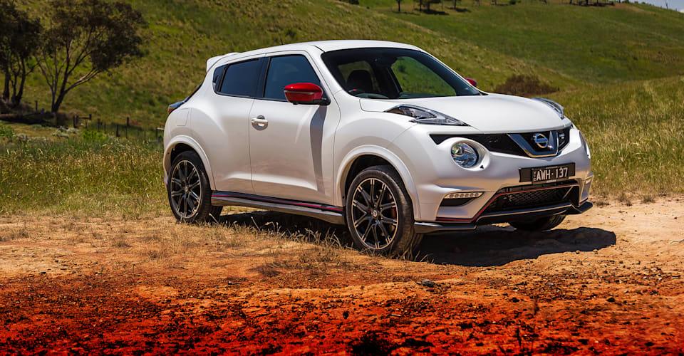 2018 Nissan Juke Nismo RS review | CarAdvice