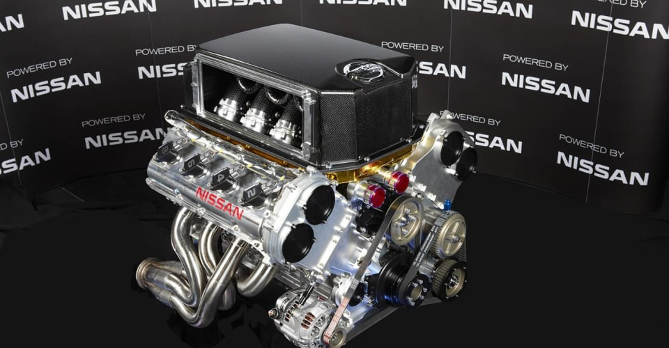 Nissan V8 Supercar engine revealed | CarAdvice