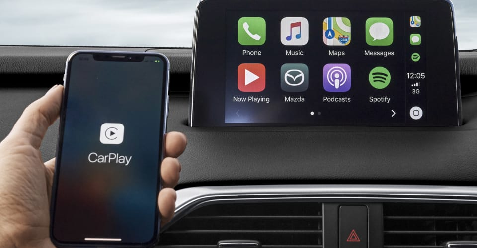 Toyota introduces Apple CarPlay and Android Auto in ...