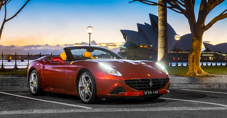 2015 Ferrari California T Review   CarAdvice