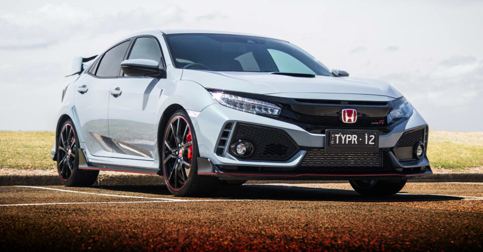 2018 Honda Civic Type R review: road test   CarAdvice