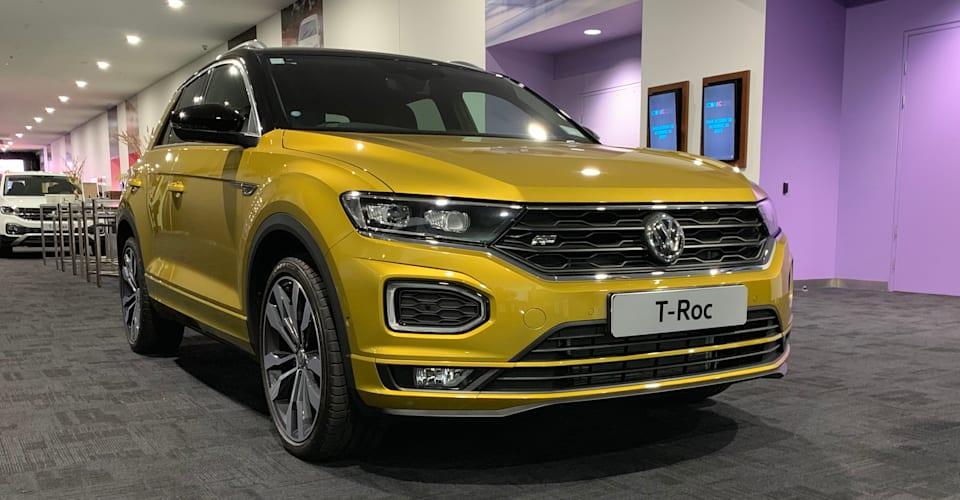 Volkswagen T-Roc, T-Cross confirmed for Oz, arriving early ...