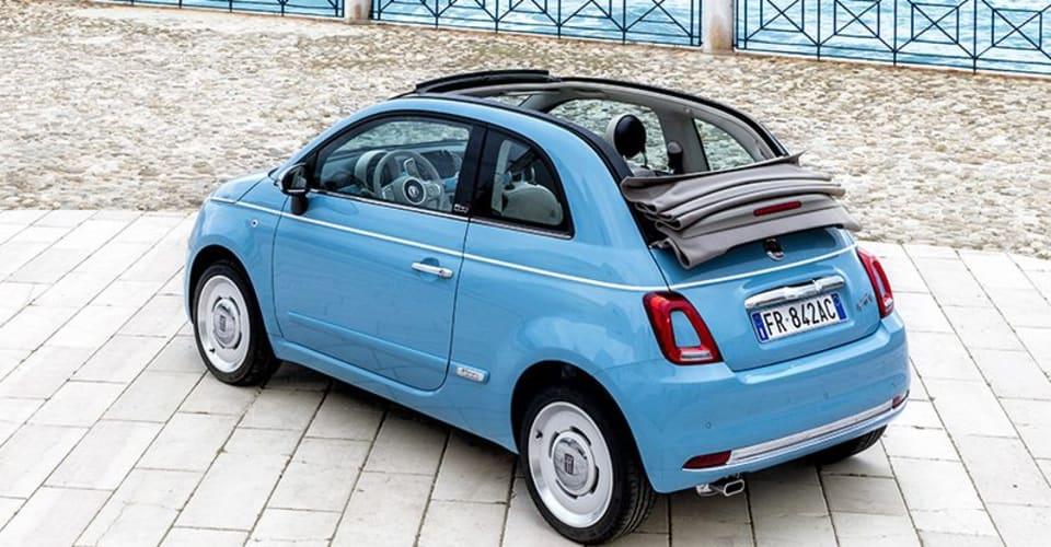 4816e68c072c27 2019 Fiat 500C Spiaggina  58 confirmed for Australia