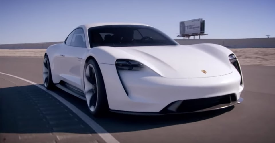 2020 Porsche Taycan to be priced between Cayenne and ...