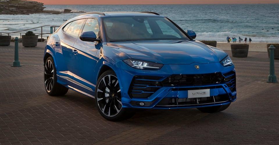 2018 Lamborghini Urus Pricing And Specs Caradvice