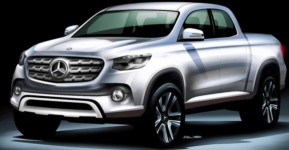 2018 Mercedes Benz Ute Will Be Properly Premium Caradvice