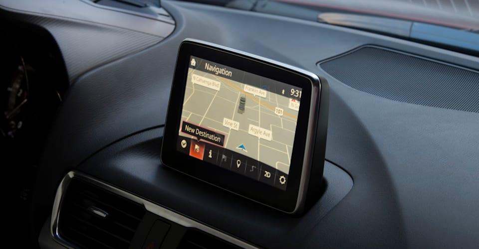 mazda 3 navigation system update