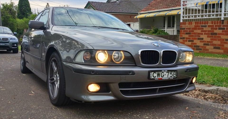 2003 BMW 525i Sport review | CarAdvice