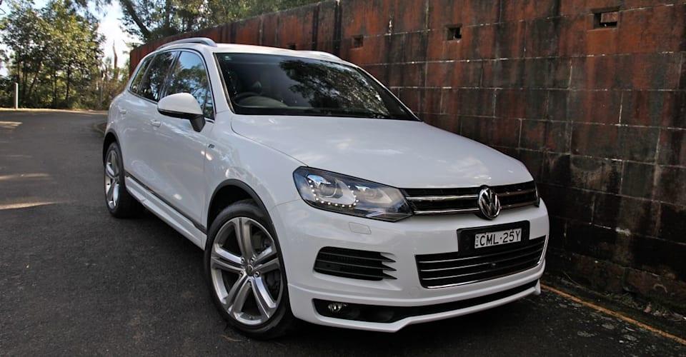 Volkswagen Touareg Review: V8 TDI R-Line | CarAdvice