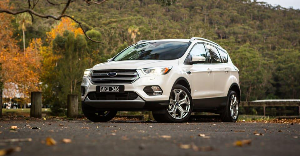 Ford Escape Titanium >> 2017 Ford Escape 2.0L Titanium review | CarAdvice