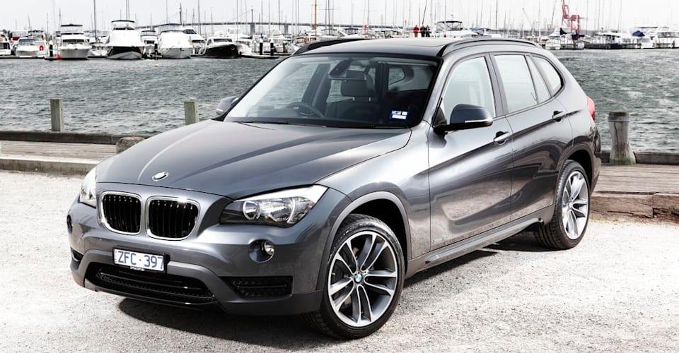 bd5ab11313db 2013 BMW X1 Review