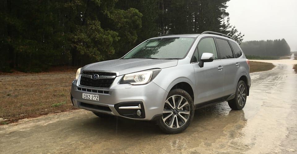 2016 Subaru Forester Review | CarAdvice