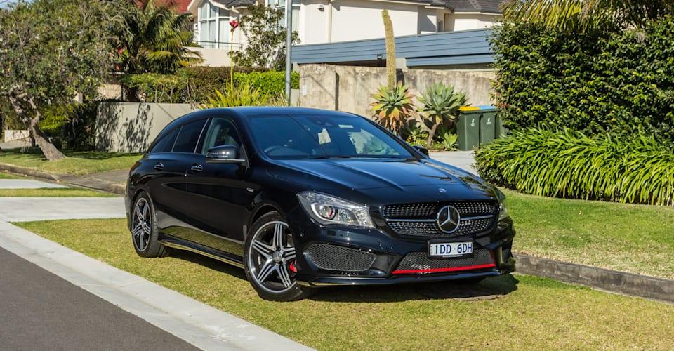 2015 Mercedes-Benz CLA250 Sport 4Matic Shooting Brake Review | CarAdvice