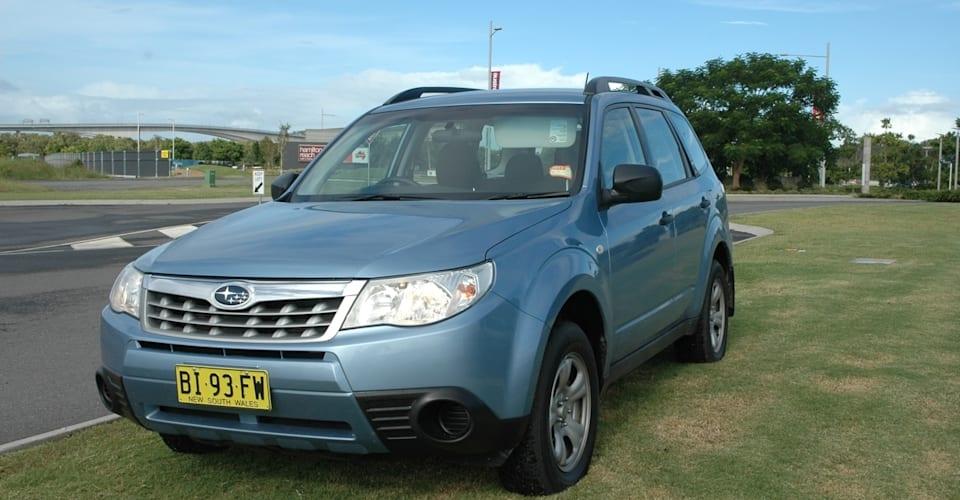 2011 Subaru Forester Review | CarAdvice