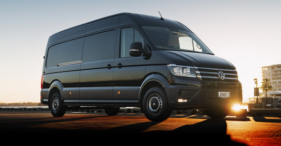 859b20d461 2018 Volkswagen Crafter review