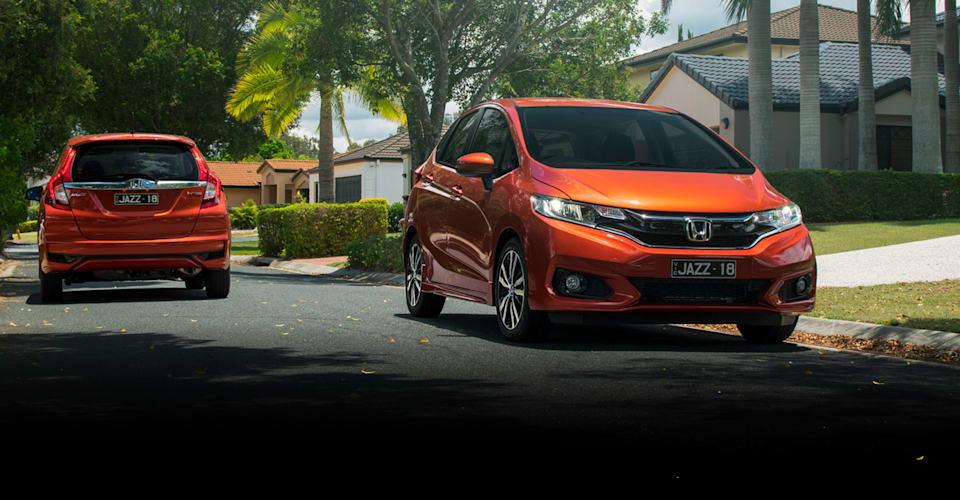 2018 Honda Jazz Review Vti L Caradvice